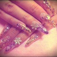 過去nail。 hand。  #ハンド #デコ #スカルプチュア #sexx_7 #ネイルブック