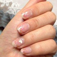 #Nailbook #春 #グラデーション #ピンク #セルフネイル #rinakkuma6123 #ネイルブック