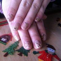 Nudie nail #raggalily #ネイルブック