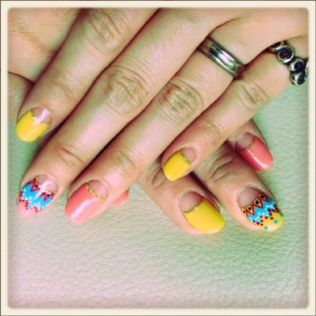 #Nailbook #Sparkle_T #ネイルブック