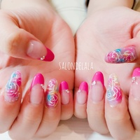 SALON DE LALA 〜nail&eyelash〜 佐久店の投稿写真(NO:2085167)