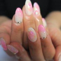 ジェルネイルやり放題‼︎ #lovejewelry nail #ネイルブック
