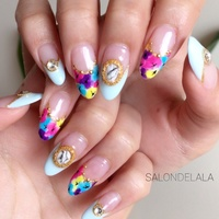 SALON DE LALA 〜nail&eyelash〜 佐久店の投稿写真(NO:2157232)