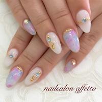 nail salon affettoの投稿写真(NO:2185498)