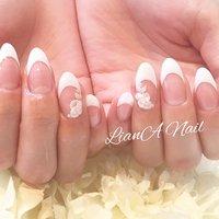 #nail_liana #ネイルブック