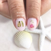 #aroma&nail atelier #ネイルブック