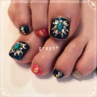 graph* nail & designの投稿写真(NO:2211420)