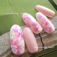cranberry nailの投稿写真(NO:2365728)