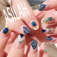 moga hair WITH & nail ASILAHの投稿写真(NO:2369957)