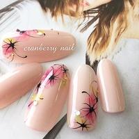 cranberry nailの投稿写真(NO:2382905)