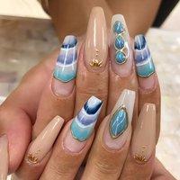 Aフォローして頂き、#beautyline &タグ付けをつけて投稿して頂けたら次回500円OFF♡ ※お一人様一回に限ります♡  #beautyline#topline#fujisawa#nail#nails#nailart#nailstagram#nailsalon#paragel#sculpture#gelnail#nailist#beauty#cute#ビューティーライン#ビューティーライン藤沢#湘南ネイル#藤沢ネイル#藤沢ネイルサロン#パラジェル#paraジェル#サマーネイル#ネイル#お客様ネイル#天然石ネイル#ターコイズネイル#夏ネイル#ペイントアート #夏 #旅行 #海 #リゾート #ハンド #ワンカラー #タイダイ #大理石 #ニュアンス #アイシング #ロング #ホワイト #ベージュ #ターコイズ #水色 #スカルプチュア #お客様 #blfujisawa #ネイルブック
