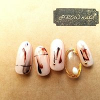 #GROW nail #ネイルブック