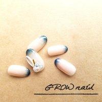 おしゃれグラデーション #GROW nail #ネイルブック