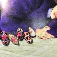 #ハンド #ジェルネイル #ミディアム #フラワー #ピンク #ネイルデザイン #フラワーネイル #デート #フレンチ #女子会 #パーティー #卒業式 #ネイルサロン #カラフル #高知ネイル #ハニーネイル #ヒョウ柄ネイル #スパイシー #姫系 #薔薇 #ハンド #ハニーネイル(ハニーさん) #ネイルブック