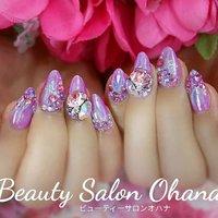 #beautysalon_ohana #ネイルブック