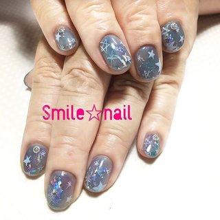 大田原定額ネイルサロン Smile☆nailです(*^^*) あったかくなって来たので、クリアカラーのデザインを♪ こちらも#ベトロ の#クリスタカラー  キラキラホイルを使って、華やかな指先に✨ いつも差し入れありがとうございます😊 ☆,。・:*:・゚'☆,。・:*:・゚'☆,。・:*:・゚' #smilenail #スマイルネイル #大田原市ネイルサロン #大田原ネイルサロン #定額ネイル #お家サロン #ネイルサロン #ジェルネイル #セルフネイル #ネイルアート #ネイリスト #個性派ネイル #派手カワネイル #美爪 #ネイルチップ #オーダーチップ #ミンネ #minne #クリアカラーネイル #ホイルネイル #vetro ☆,。・:*:・゚'☆,。・:*:・゚'☆,。・:*:・゚' HPはプロフィールのURLから☆ ☆,。・:*:・゚'☆,。・:*:・゚'☆,。・:*:・゚' フリルでピアス ミンネでネイルチップを販売してます ٩( ᐛ )و  Smile☆nail https://minne.com/5116ykr - ハンドメイドマーケットminne(ミンネ) Smile☆bijou フリマアプリ FRIL https://fril.jp/shop/Smile_bijou #夏 #梅雨 #海 #リゾート #ハンド #シースルー #星 #ニュアンス #ホイル #ショート #グリーン #ブルー #パープル #ジェル #お客様 #Smile☆nail #ネイルブック