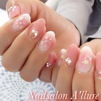 ★土浦★Nail salon A'llureの投稿写真(NO:2012673)