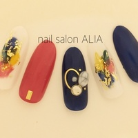nail salon ALIAの投稿写真(NO:1893913)