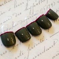 校閲ネイル♡ カラーはオリジナルの調合で再現しました。 #Nail salon Jewel #ネイルブック