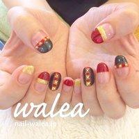 #nail #nailart #naildesign #nailsalon #gelnail #walea #ネイル #ネイルアート #ネイルデザイン #ネイルサロン #ジェルネイル #表参道 #外苑前 #ワレア #パラジェル #エースジェル #バイオジェル #nail_walea #ネイルブック