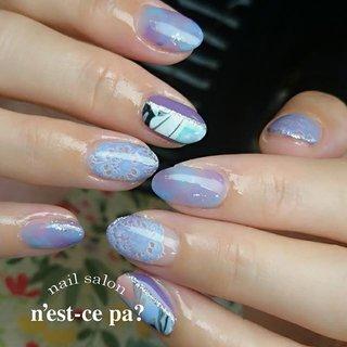 スミレ色の #ラインフィルム が紫陽花カラーでこの時期にぴったりです😊  ご予約、お問い合わせはLINE🆔→nsp0521  #nail #nails #naildesign #nailsalon #jelnail #japan #instanail #fashion #nailart #springnails #summernails #ネイル #ネイリスト #ネイルデザイン #ネイルサロン #ジェルネイル #春ネイル #夏ネイル #ネセパネイル #さいたま市ネイルサロン #東浦和ネイルサロン #浦和ネイルサロン #北浦和ネイルサロン #maogel導入サロン埼玉 #マオジェル導入サロン埼玉 #さいたま市ネイルスクール #セルフネイル向けスクール #夏 #梅雨 #浴衣 #ハンド #タイダイ #千鳥柄 #レース #ミディアム #水色 #パープル #ジェル #お客様 #ネセパネイル salon&school #ネイルブック