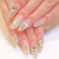 GOLD STAR -nail&eyelash-の投稿写真(NO:1765142)