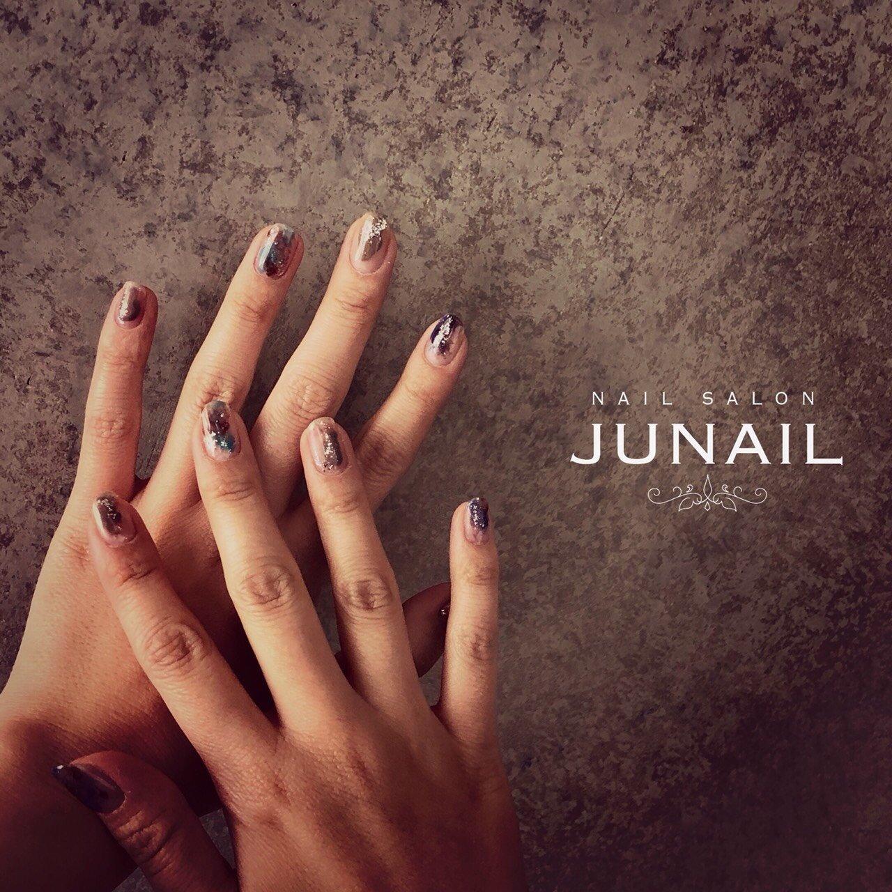 instagram→junail.jun ホットペッパービューティー掲載中☆ #june #ネイルブック