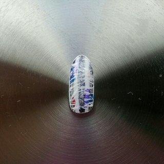 化学記号シリーズ【C/炭素】 炭素=黒と変換して爪をデザインする #ブラック #ネイルチップ #tomiko #ネイルブック