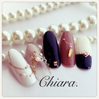 Chiara. nails♡(キアラネイルズ)の投稿写真(NO:1700943)