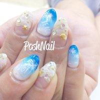 #nail #nails #nailart #naildesign #sapporonailsalon #poshnail #ネイル #ネイルデザイン #ネイルアート #札幌ネイルサロン #大通ネイルサロン #手描きアート #ハンド #ジェル #お客様 #poshnail_106713 #ネイルブック