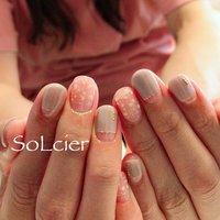 #ハンド #【SoLcier】ソルシエ #ネイルブック