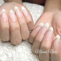 ☆New Nail☆ 💅✨ 💅✨💅 お客様のお好みのや 肌色に合わせて お色をお作りします💕  ネイルの持ちが悪い… 爪が折れやすい😭など 爪のお悩み、トラブルは お気軽に ご相談ください🙇 ご予約お問い合わせは↓↓ ✉private_salon.musa@docomo.ne.jp  #nail #nails #nailart #art #fashion #pink #style #design #love #girls #cute #follow #beauty #ネイル #ネイルサロン #ネイルアート #ネイルデザイン #ジェルネイル #大人ネイル #グラデネイル #ニュアンスネイル #オフィスネイル #シンプルネイル #フットネイル #グラデーション #ファッション #つくば市ネイルサロン #フレンチ #デザイン #オールシーズン #ハンド #シンプル #フレンチ #変形フレンチ #ロング #ホワイト #クリア #ベージュ #ジェル #お客様 #MOUSA #ネイルブック
