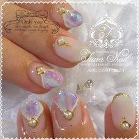 お客様ネイル♡ #tiara_nail #ネイルブック