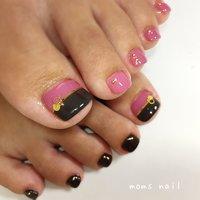 #mom's_nail #ネイルブック