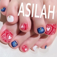 moga hair WITH & nail ASILAHの投稿写真(NO:1671898)