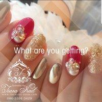 #tiara_nail #ネイルブック