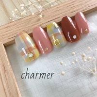 #nailroom_charmer #ネイルブック