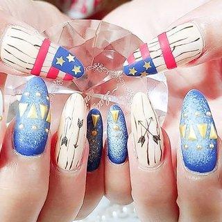 お客様ネイル★ 季節の変わり目なので迷った末に、やりたいデザインを全て入れてしまおう!と言うことで、ウッドとデニム、アメリカ国旗とターコイズを合わせちゃいました🎵マット仕上げで可愛いデザインです(*^^*)いつもありがとうございます♪  #fukushima #motomiya #nail #nail slon#本宮市#本宮市ネイルサロン #プライベートネイルサロン #Ladybird #スカルプネイル #gelnails #デニムネイル#ウッドネイル#マット#アメリカ国旗#ターコイズネイル #オールシーズン #旅行 #海 #リゾート #ハンド #デニム #マット #木目調 #国旗 #ロング #ターコイズ #ブルー #カラフル #スカルプチュア #お客様 #Lady*Bird #ネイルブック