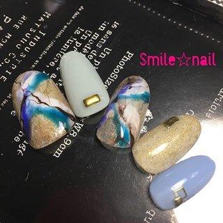 大田原定額ネイルサロン Smile☆nailのyukariです(*^^*) アウトプットして、5本組にしていなかったものをご紹介していきます ٩( ᐛ )و #Ayako先生 @nailazurl_ayako のストーンアート♪ 色使いがホントに可愛い❤️😍 プッセしたキラキラがポイント🤩 ☆,。・:*:・゚'☆,。・:*:・゚'☆,。・:*:・゚' #smilenail #スマイルネイル #大田原市ネイルサロン #大田原ネイルサロン #大田原定額ネイル #定額ネイル #お家サロン #ネイルサロン #ジェルネイル #セルフネイル #ネイルアート #ネイリスト #個性派ネイル #派手カワネイル #美爪 #ネイルチップ #オーダーチップ #ミンネ #minne #nailbook #天然石ネイル #ストーンアート #vetro #ベトロ ☆,。・:*:・゚'☆,。・:*:・゚'☆,。・:*:・゚' HPはプロフィールのURLから☆ #ネイルブック からご予約出来るようになりました❤️ ☆,。・:*:・゚'☆,。・:*:・゚'☆,。・:*:・゚' フリルでピアス ミンネでネイルチップを販売してます ٩( ᐛ )و  ネイルチップ→ミンネ https://minne.com/5116ykr (スマイルネイルで検索‼︎) ピアス→フリル  https://fril.jp/shop/Smile_bijou (スマイルビジュー ネイリストで検索‼︎) #オールシーズン #旅行 #リゾート #女子会 #ハンド #ラメ #ボヘミアン #大理石 #ニュアンス #ミディアム #グリーン #ブルー #パープル #ジェル #ネイルチップ #Smile☆nail #ネイルブック