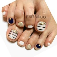 footnail #private salon ace #ネイルブック