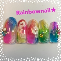 Rainbownailの投稿写真(NO:1601824)
