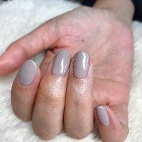@nailfumi さんプロデュースカラーのF600をセレクト 金融関係のお客様でも安心してオーダーしてもらえる素敵なカラー  [サロン詳細はTOPページのHPのリンクからご覧頂けます] http://www.beauty-trip.com LINE→@ZBS6703B   #シンプルカラー #プライベートネイルサロンBeautyTRIP #ネイルサロン #BeautyTRIP #nail#nails#nailart#naildesign#nailinstagram#ABジェル#gel#gelnails#gelnail#gelnailart#ネイル#ネイリスト#ワンカラーネイル#ビューティートリップ#王子ネイル#ネイルサロン#40代ネイル #ジェルネイル#OLさんネイル#王子駅#アラフォーネイリスト#北区王子#北区豊島ネイル#北区王子ネイルサロン #オールシーズン #オフィス #ブライダル #女子会 #ハンド #ワンカラー #ショート #グレージュ #ジェル #お客様 #ビューティートリップ #ネイルブック