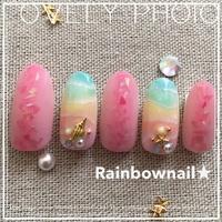 Rainbownailの投稿写真(NO:1574556)