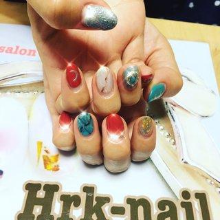#平塚市 #nailsart #followme #出張ネイル #hand #ハンドネイル #おしゃれ #mynail #ネイリスト #nailart #平塚ネイル #nails #トレンドネイル #秋冬 #nails💅 #💅 #nailart #beautiful #cute #ご予約受付中 #lovenails#beauty #nailbook #nail #naildesigns #お洒落ネイル #美#人気ネイル#ネイル #キラキラネイル #ママネイル#オフィスネイル#ショートネイル #オールシーズン #成人式 #卒業式 #旅行 #ハンド #ネイティブ #ボヘミアン #エスニック #大理石 #ホイル #ショート #ターコイズ #ネイビー #ボルドー #ジェル #お客様 #Hrk-nail💅🍀 #ネイルブック