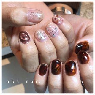 _ nail…⁂⌘♙♟♞♝⚃ いつもありがとうございます❤︎ #silver aba nail【@tae_nail】 ・ #個性的#だけど美しい#nail#nails#nailart#nailstagram#eye#美甲#目ネイル#ニュアンスネイル#手描きネイル#blue#art#artwork#artist#artistry#artworks#fashion#アシンメトリー#nailfashion#nailscompetition#competition#instagood#instafashion#instapic#design#japan#繊細#伝統 #秋 #冬 #オールシーズン #成人式 #ハンド #痛ネイル #大理石 #たらしこみ #ニュアンス #ショート #ボルドー #ブラウン #アースカラー #ジェル #tae_nail #ネイルブック