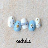 #cachette_Kotomi #ネイルブック