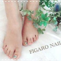 マーブルネイル💭   5月1日FIGARO NAIL リニューアルオープン⛱ Jrネイリストキャンペーン開催致します🤔💕 スタッフ一同お待ちしております🌸  #春 #海 #デート #フット #シンプル #スイーツ #マーブル #ショート #ピンク #シルバー #カラフル #ジェル #お客様 #FIGARONAILbyFigaro* #ネイルブック