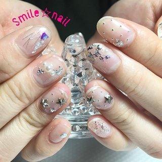 大田原定額ネイルサロン Smile☆nailのyukariです(*^^*) オールクリアネイル💅 パーツの質感を存分に楽しめますね❤️ ごちゃごちゃさせたり、スッキリさせたりバランスを考えながらお作りしました♪ いつも楽しいオーダーありがとうございます😊 お仕事頑張ってくださいね👍🏻 ☆,。・:*:・゚'☆,。・:*:・゚'☆,。・:*:・゚' #smilenail #スマイルネイル #大田原市ネイルサロン #大田原ネイルサロン #大田原定額ネイル #定額ネイル #お家サロン #ネイルサロン #ジェルネイル #セルフネイル #ネイルアート #ネイリスト #個性派ネイル #派手カワネイル #美爪 #ネイルチップ #オーダーチップ #ミンネ #minne #nailbook #クリアネイル #ジミーチュウネイル #パーツネイル #バラバラネイル #シルバーパーツ #シルバーネイル ☆,。・:*:・゚'☆,。・:*:・゚'☆,。・:*:・゚' HPはプロフィールのURLから☆ #ネイルブック からご予約出来るようになりました❤️ ☆,。・:*:・゚'☆,。・:*:・゚'☆,。・:*:・゚' ラクマでピアス ミンネでネイルチップを販売してます ٩( ᐛ )و  ネイルチップ→ミンネ https://minne.com/5116ykr (スマイルネイルで検索‼︎) ピアス→ラクマ https://fril.jp/shop/Smile_bijou (スマイルビジュー ネイリストで検索‼︎) #オールシーズン #パーティー #デート #女子会 #ハンド #シースルー #星 #ホイル #オーロラ #ショート #クリア #シルバー #メタリック #ジェル #お客様 #Smile☆nail #ネイルブック
