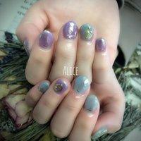 #nail_alice #ネイルブック
