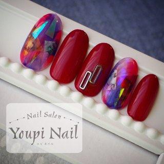 色と光を楽しめるデザイン  これからの時期はフットにも可愛いです♡    #youpinail#nail#nails#nailart#nailartists#naildesign#nailstagram#gelgraph#gelgraphエデュケーター#ジェルグラフ #ニュアンスネイル#赤ネイル#tsumekira#トレンドネイル #溝の口ネイル#溝の口ネイルサロン#高津区ネイルサロン#武蔵新城ネイル#ネイルブック#ネイルブックよりネット予約可能 #春 #夏 #旅行 #リゾート #ハンド #シースルー #ジオメトリック #タイダイ #大理石 #ニュアンス #ミディアム #レッド #パープル #ボルドー #ジェル #ネイルチップ #YoupiNail #ネイルブック